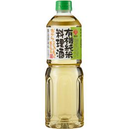 MORITA Organic Cooking Sake