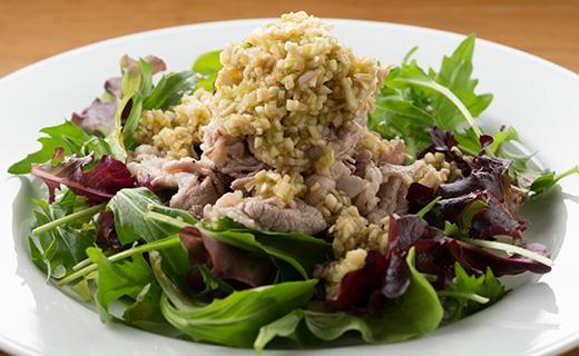 Cold Pork Salad