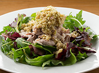 Cold Pork Salad