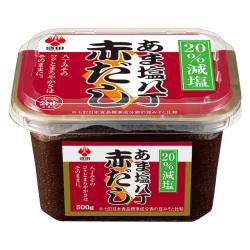MORITA Low Salt Red Miso HACCHO AKADASHI