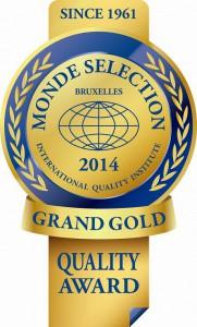 GrandGoldQualityAward2014
